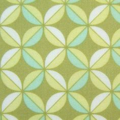 Cotton Quilt Fabric Modern Petal Forest Aqua Modern Fabric Dewberry  - product images  of