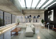 Loft By Iain banks