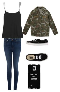 """""""Untitled #130"""" by karis426 ❤ liked on Polyvore featuring The Row, Paige Denim, Vans and LG"""