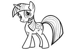 little pony para colorear - Buscar con Google