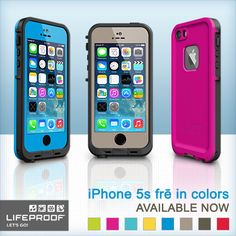 Iphone 5c cases lifeproof colors