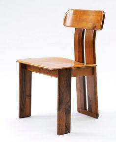 Afra & Tobia Scarpa, Chairs, for Maxalto, 1975