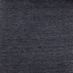 Dark Gray Heather Solid Cotton Jersey Tri Blend Knit Fabric Top Quality