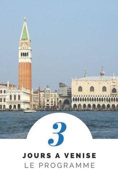 Visiter Venise en 3 jours : proposition d'itinéraire pour découvrir les incontournables : le palais des Doges, la basilique Saint Marc, les îles de Burano et Murano...