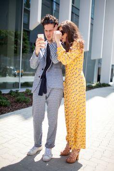 They Are Wearing: Milan Men's Fashion Week [Photo: Kuba Dabrowski]