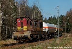 Czech Republic - Freight train ČDC 771 046-0 / CeskeVelenice — Trainspo