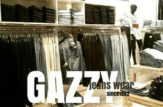 Gazzy jeans wear