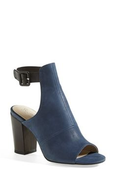 Seychelles 'Discovery' Open Toe Leather Bootie (Women) available at #Nordstrom