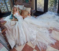 Королевская особа: платья Galia Lahav весна 2017 в Свадебном блоге VEIL&TIE