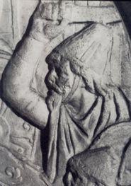 Dacian noble with falx