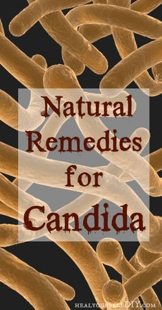 Natural Remedies for Candida www.healyourselfdiy.com