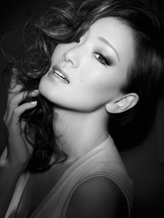 """Gong Li pour L'Oréal Paris ❁❁❁Thanks, Pinterest Pinners, for stopping by, viewing, re-pinning, & following my boards.  Have a beautiful day! ❁❁❁ **<>**✮✮""""Feel free to share on Pinterest""""✮✮"""" #fashion  #women www.fashionupdates.net"""