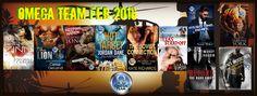 Teatime and Books: Promo Blitz ~ The Omega Team Kindle World - 10 Nov...