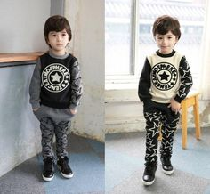 Baby boys clothing set for Spring 2015 New Gentleman kids suit ...