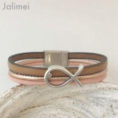 konfirmation kommunion armband leder mit fisch geschenk geschenk konfirmation pinterest. Black Bedroom Furniture Sets. Home Design Ideas