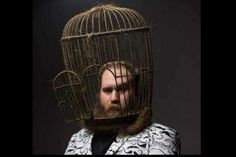 Home for the bird beard competition winner.