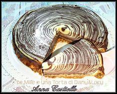 Condividi la ricetta...CHEESECAKE ZEBRATA RICETTA DI: ANNA CASTIELLO Ingredienti: Per la base: 150 g di biscotti digestive 65 g di burro Per la farcia: 135 g di ricotta 135 g di robiola 50 g di…
