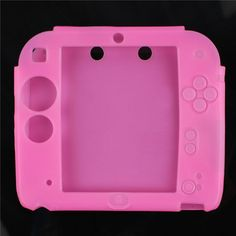 Soft Silicone Rubber Gel Protect Shell Case Cover Skin New for Nintendo 2DS US #ForNintendo