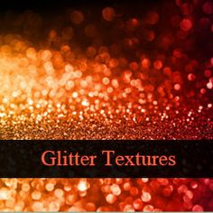 Glitter Textures for Photoshop      |      PSDDude #Photography