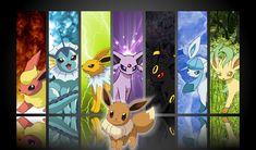 images of pokemon glaceon evolution - Google Search