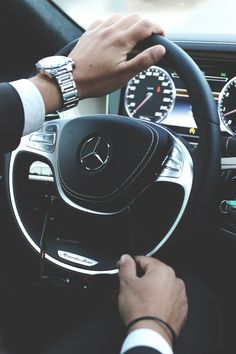 envyavenue: Taking out the Benz