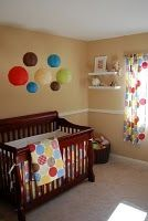 i want to hang chinese lanterns in a babies room!