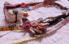 Fabric Bins, Napkin Rings, Bangles, Noel, Jewerly, Bricolage, Napkin Holders