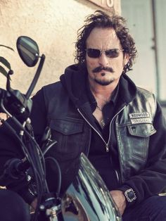 """My favorite SOA character: Mr. Alexander """"Tig"""" Trager. I can't help but giggle every time I see him, he's so hilarious. xD"""