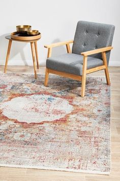 Relaxation Breather Terracotta Rug Relaxation Terracotta Rugs showcases a marvellous display of finely detailed patterns echoing a Bohemian feel. It has well inviting colors with soft, comforting textures underfoot. This carefully crafted piece fusing both bamboo silk and acrylic is a wonderful addition to any room setting, power loomed to perfection. Extremely high-quality construction ensures its unique design is clear and defined making it luxurious and sophisticated.