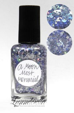 Lynnderella Limited Edition Nail Polish—A Moon Most Mercurial