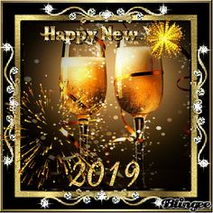 Happy New Year 2019 : QUOTATION - Image : Quotes Of the day - Description Happy New Year 2019 Sharing is Caring - Don't forget to share this quote Animation, Too Late Quotes, Quotes About Photography, Happy New Year 2019, Top Quotes, Celebration Quotes, Gifs, Mother And Father, Photos