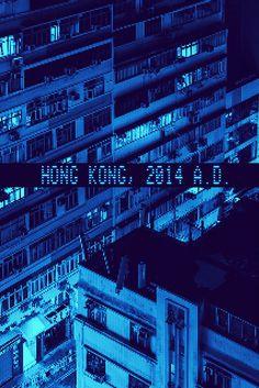 Hong Kong, 2014 A.D.