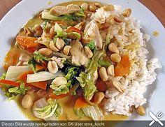 Chinakohl - Curry, ein schmackhaftes Rezept aus der Kategorie Gemüse. Bewertungen: 134. Durchschnitt: Ø 4,0.