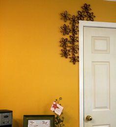 flower door decor 2