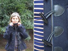 La stanza degli armadi: Stripes and tweed