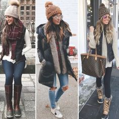 Winter Outfit Ideas for School for Teenagers for Women - www.Poshiroo.com