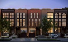 When Sanba's King & Sullivan Townhouses hit the market one week ago, commenters here couldn't believe that people would pay upwards of...