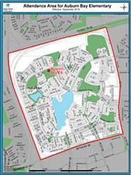 Auburn Bay K-4 School - scheduled to open Sep 2016