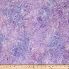Artisan Batiks Elementals Tonal Dots Lilac