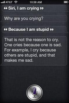Siri quotes the Big Bang Theory (: