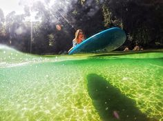 Lie Down Paddle   Photo by @jps.gopro