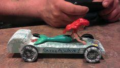 Coolest powder puff derby car!
