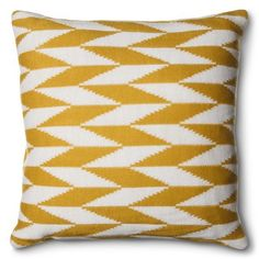 RE Knit Geo Pillow