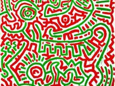 Keith Haring (Reading, Pensilvania, 4 de mayo de 1958 - Nueva York, 16 de febrero de 1990) fue un artista y activista social cuyo trabajo refleja el espíritu de la generación pop y la cultura callejera de la Nueva York de los años 1980. Keith Haring intentó combinar en su obra el arte, la música y la moda, rompiendo barreras entre estos campos.