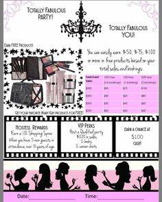 2016 Hostess Program www.marykay.com/cwhiteman