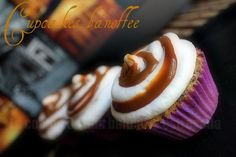 Icing Frosting, Frosting Recipes, Banoffee Recipe, Cake Pops, Muffin, Oreo Cupcakes, Sweet Treats, Sweets, Desserts