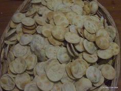 ALFAJORES CON CHANCACA ….. MANJAR BLANCO – Cocina Chilena Chilean Recipes, Chilean Food, Stuffed Mushrooms, Vegetables, Blancmange, Cooking Recipes, Stuff Mushrooms, Veggie Food, Vegetable Recipes