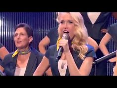 Flashlight- Pitch perfect 2 | Bellas performing at World Championship - YouTube