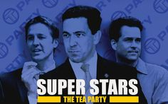 Five Tea Party Challengers: The Ted Cruz Wannabes - The Daily Beast