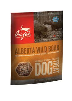 Alberta Wild Boar  Freeze Dried Dog Treat